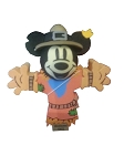 Disney Antenna Topper - Halloween - Mickey Mouse Scarecrow