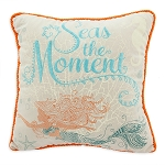 Disney Throw Pillow - Ariel Art Nouveau