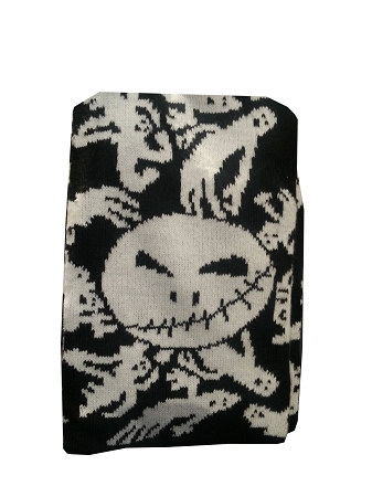 Disney Knit Scarf - Jack Skellington - Nightmare Before Christmas