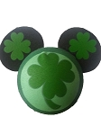 Disney Antenna Topper - St. Patrick's Day - 4 leaf Clovers