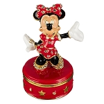 Disney Arribas Trinket Box - Minnie Mouse