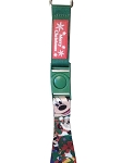 Disney Pin Lanyard - Christmas - Santa Mickey Mouse