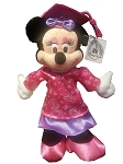 Disney Plush - Graduation -  Minnie Mouse - Class of 2013