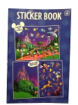 Disney Sticker Book - Storybook - Mickey Mouse and Friends - Blue