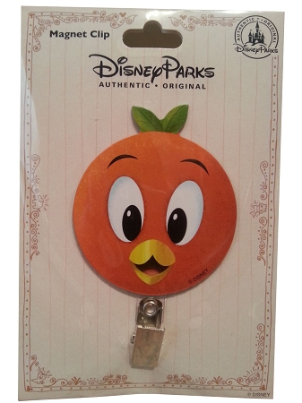Disney Magnet Clip - Florida Orange Bird