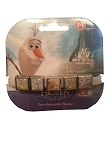Disney Charm Bracelet - Frozen - Olaf - ROXO Interchangeable Charms
