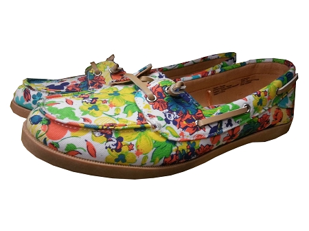 Disney Shoes for Women - Mickey and Minnie Petals - Walt Disney World