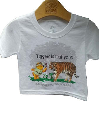 Disney Shirt for Infant - Winnie the Pooh - Tigger is that you?