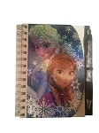Disney Autograph Book and Pen - Frozen - Elsa & Anna