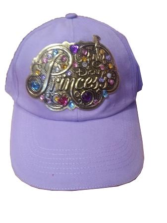 db4742e83af Add to My Lists. Disney Hat - Baseball Cap for Girls - Disney Princess ...