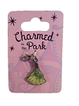 Disney Dangle Charm - Charmed in the Park - Tiana - Jeweled