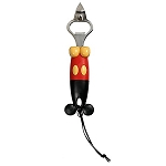 Disney Kitchen Utensil - Best of Mickey Mouse Bottle Opener