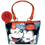 Disney Harveys Bag - Carriage Ring Tote - Mickey Loves Minnie