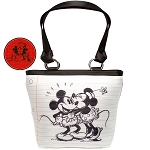 Disney Harveys Bag - Carriage Ring Tote - Mickey & Minnie in Love