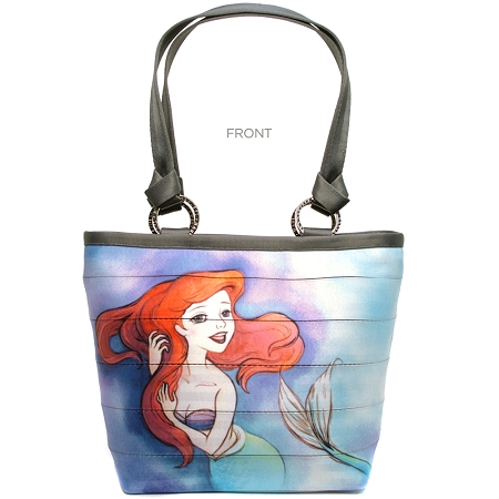 Disney Harveys Bag - Carriage Ring Tote - Ariel & Ursula