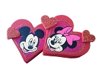 Disney Antenna Topper - Valentine's Day Hearts - Mickey & Minnie