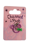 Disney Dangle Charm - Charmed in the Park - Minnie Icon with Green Bow