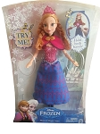 Disney Doll - Frozen - Musical Magic Anna