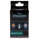 Disney Holiday Mystery Pin Set - Frozen Sweater - 2 Random