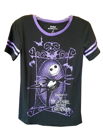 The Nightmare Before Christmas Apparel