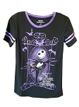 Disney Shirt for Women - Jack Skellington - Nightmare Before Christmas