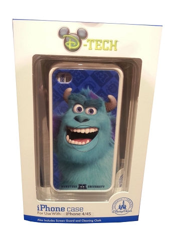 Disney Iphone 4 Case - Monsters University - Sulley