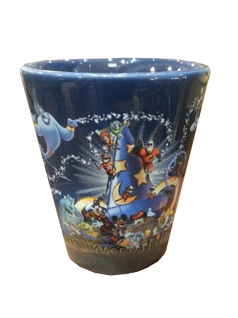 Disney Shot Glass - Hollywood Studios - Mickey Mouse and Friends