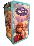 Disney Deluxe Pencil Kit - Frozen - Anna and Elsa