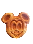 Disney Magnet - Mickey Mouse Waffle
