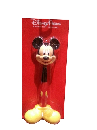 Disney Travel Toothbrush and Case - Mickey Mouse Toothbrush