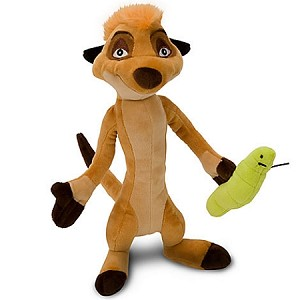 Disney Plush - Timon Plush Toy - The Lion King