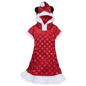 Disney Holiday Dress for Girls - Minnie Mouse Holiday Costume Dress