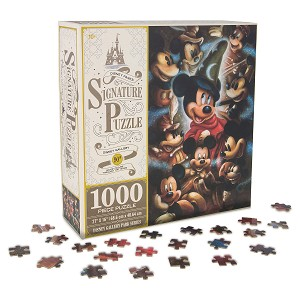Disney Jigsaw Puzzle - Mickey Mouse Through the Years