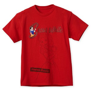Disney Shirt for Girls - Snow White - Flawless Beauty