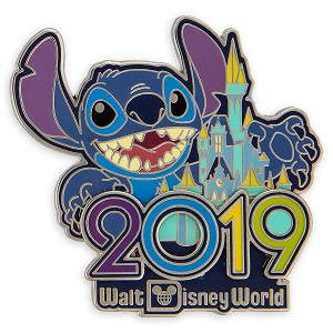 Disney 2019 Pin - Stitch - Walt Disney World
