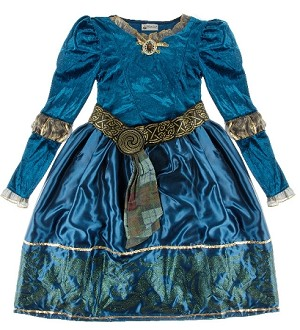 Disney Costume for Girls - Princess Merida - Brave