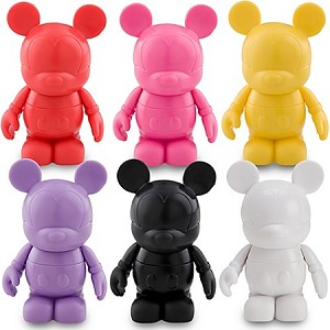 Disney Vinylmation Figure - Create Your Own - 3''