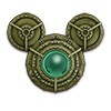 Disney Mickey Pin - Steampunk Mickey Icon