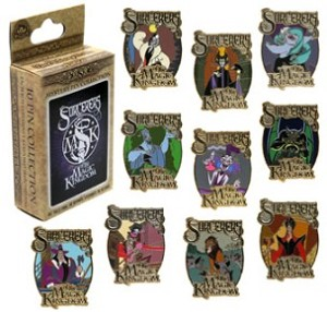 Disney Mystery Pin Collection - Sorcerers of the Magic Kingdom