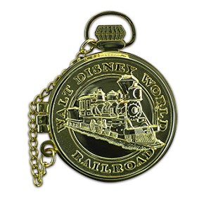 Disney Train Pocket Watch Series Pin - Mickey Mouse - Limited Edition