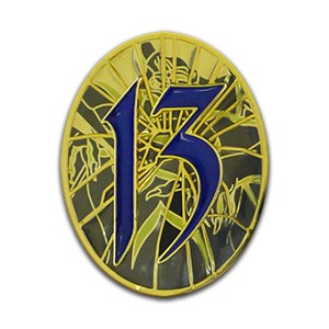 Disney 13 Event Countdown Collections Pin - Chernabog - LE