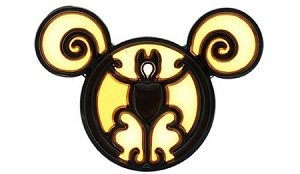 Disney Mickey Mouse Icon - Mickey Mouse Bat Icon