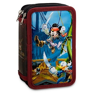 Disney Deluxe Pencil Kit - Pirates of the Caribbean - Mickey Mouse