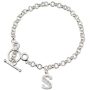 Disney Bracelet - Mickey Mouse Initial