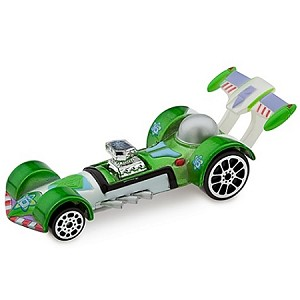 Disney Racers Car  - Buzz Lightyear - Die Cast