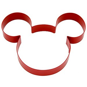 Disney Cookie Cutter - Mickey Mouse