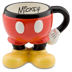 Disney Coffee Mug - Best of Mickey Collection - Mickey Mouse