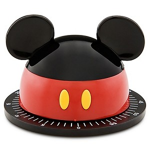 Disney Kitchen Timer - Mickey Mouse - Best of Mickey