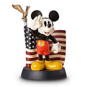 Disney Big Figure - Old Glory - Mickey Mouse