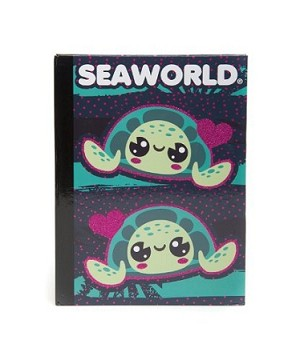 Sea World Sketchbook - Turtle Love